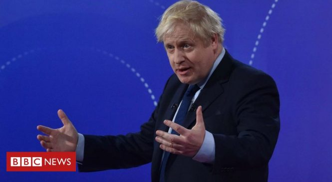 BBC acknowledges 'mistake' in Boris Johnson editing