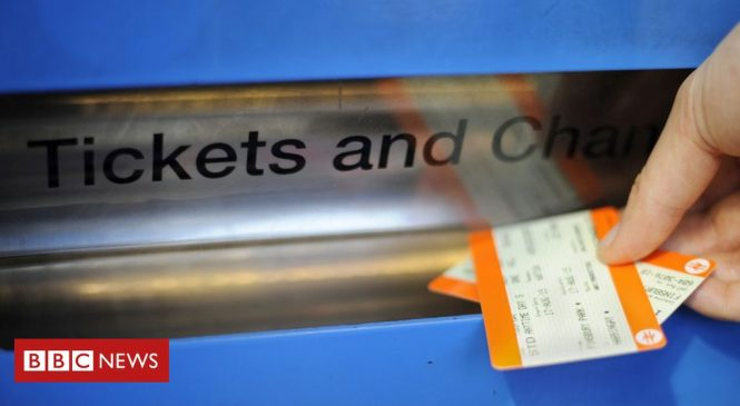 Rail fares to rise by 2.7% in January