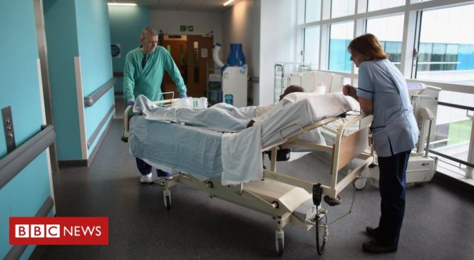 Hospital waiting times at worst-ever level