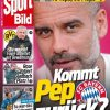 Manchester City boss Pep Guardiola linked with return to Bayern Munich after stuttering start to fourth Premier League season