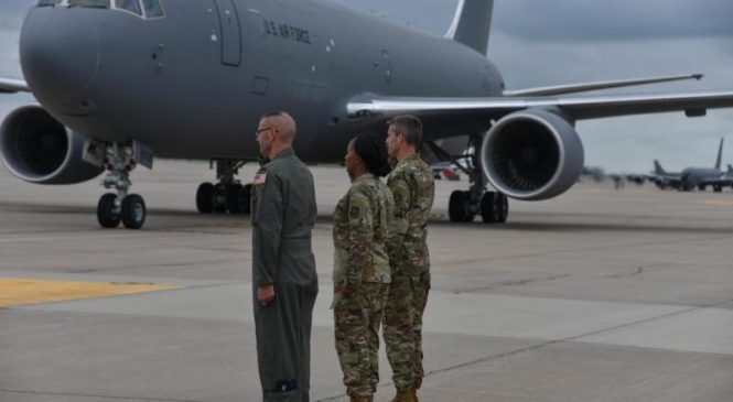 Air Force approves fix for malfunctioning KC-46 cargo lock