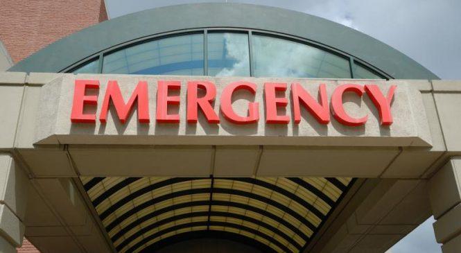 Declining death rate suggests hospital ER services improving