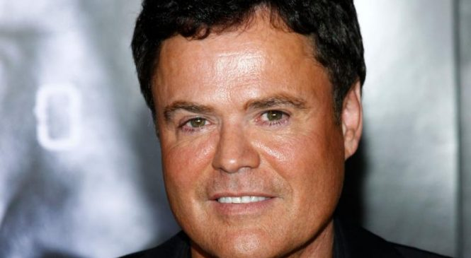 Donny and Marie Osmond perform final show of 11-year Las Vegas residency