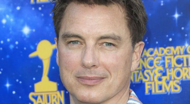 John Barrowman cancels some British Christmas tour shows after 'severe neck injury'