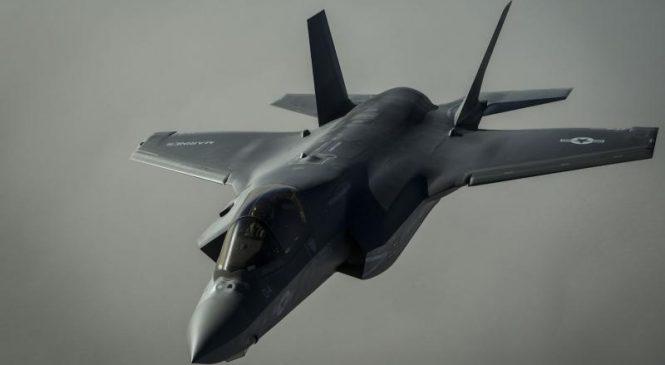 Lockheed nets $184.5M for organic depot level repairs on F-35s