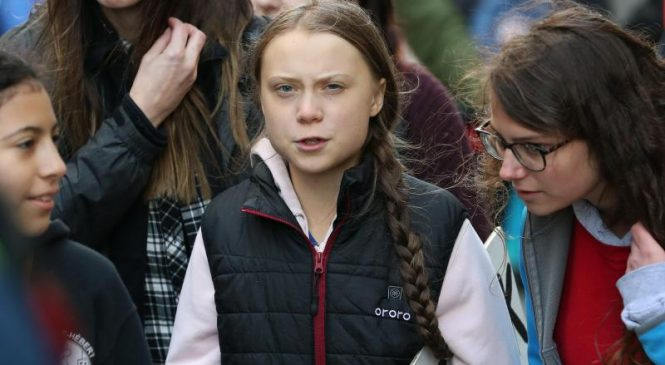 Madrid to host COP25 after Peru bows out amid violent protests; Greta Thunberg asks for ride