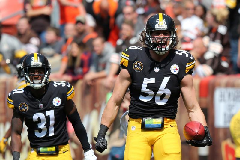 NFL clears Pittsburgh Steelers' Anthony Chickillo in alleged domestic incident
