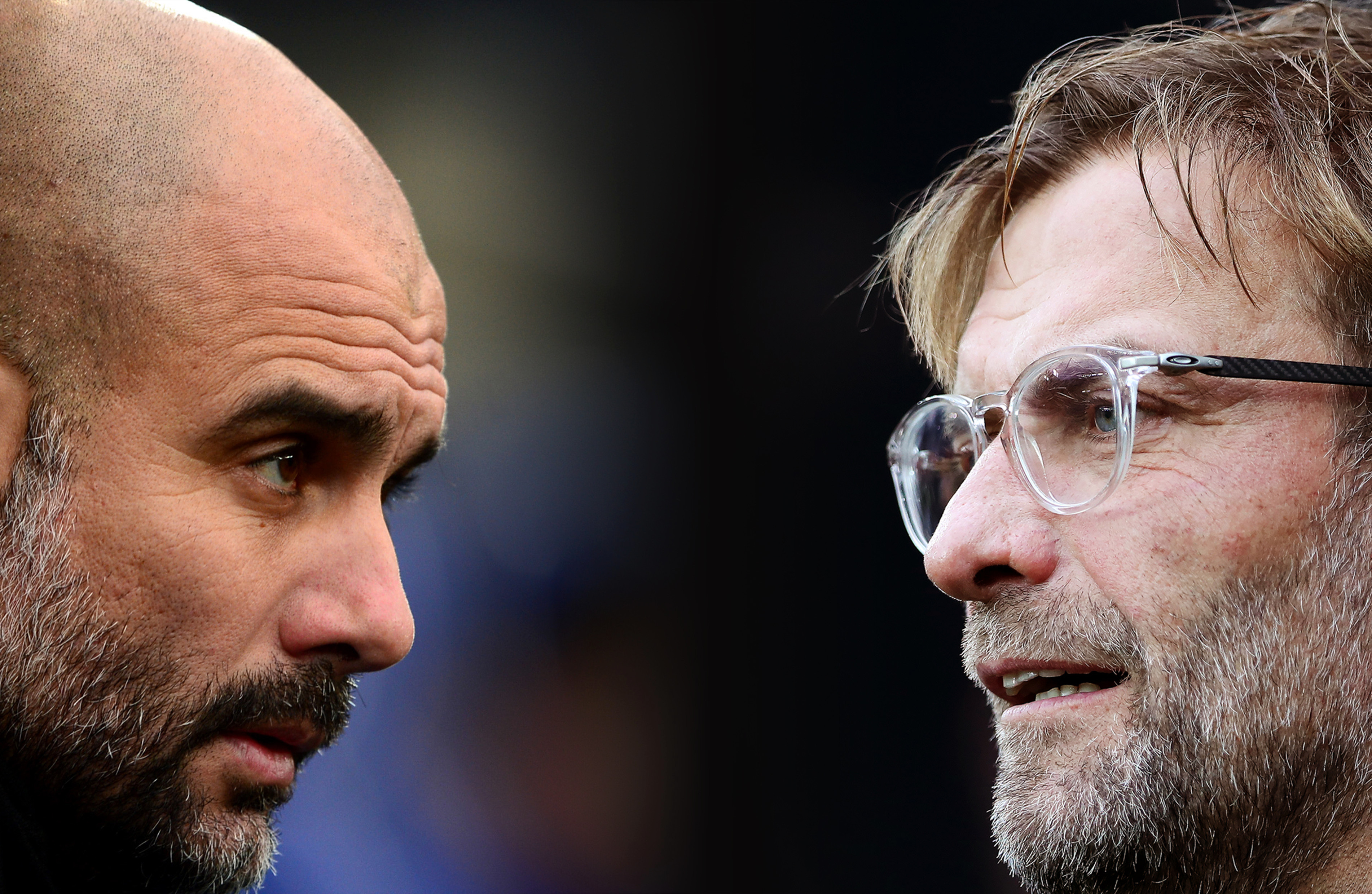 Pep Guardiola and Jurgen Klopp have cemented their reputations as two of the best mangers in the world