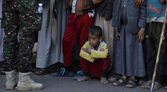 Saudi-UAE coalition releases 128 Houthi prisoners to Yemen
