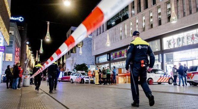 Three minors wounded in Black Friday knife attack in The Hague