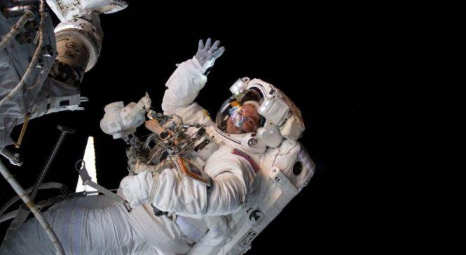 Watch live: Astronauts begin series of complex spacewalks to repair ISS tool