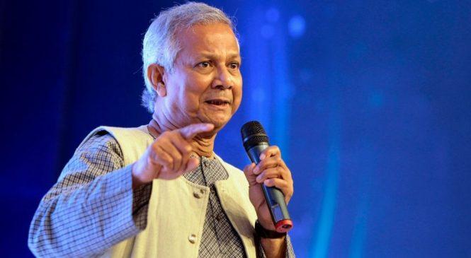 Bangladesh grants bail to Nobel laureate Muhammad Yunus
