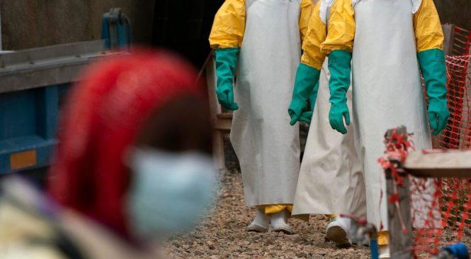 UN says armed attacks in eastern Congo kill Ebola responders