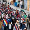 Clashes rock Bolivia as new interim leader challenged