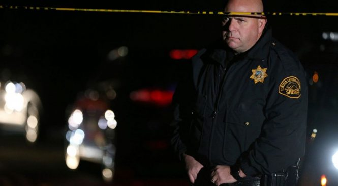 Halloween terror: 4 killed at Northern California party
