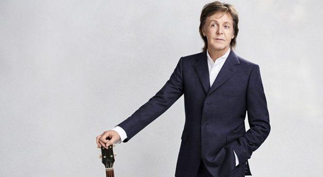 Sir Paul McCartney to headline Glastonbury's 50th anniversary in 2020