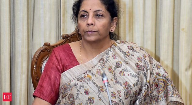 Assess core strengths before scaling up operations: Nirmala Sitharaman to banks