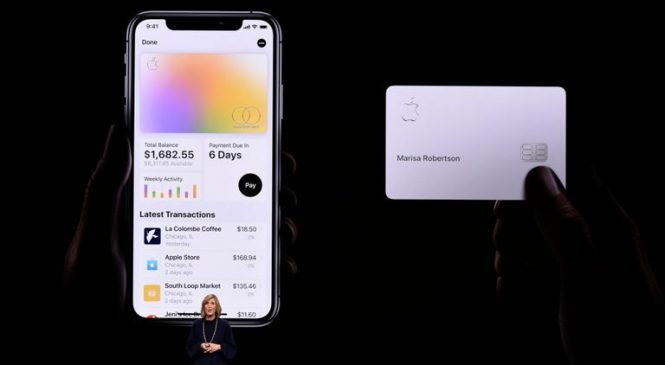 Bank investigated over 'sexist' Apple Card credit limits
