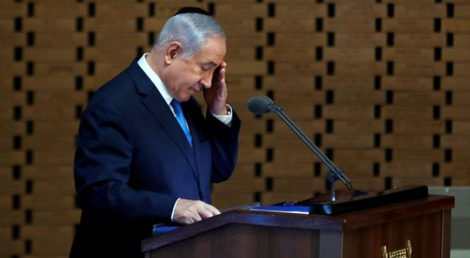 Israeli PM Netanyahu decries corruption indictment as 'attempted coup'