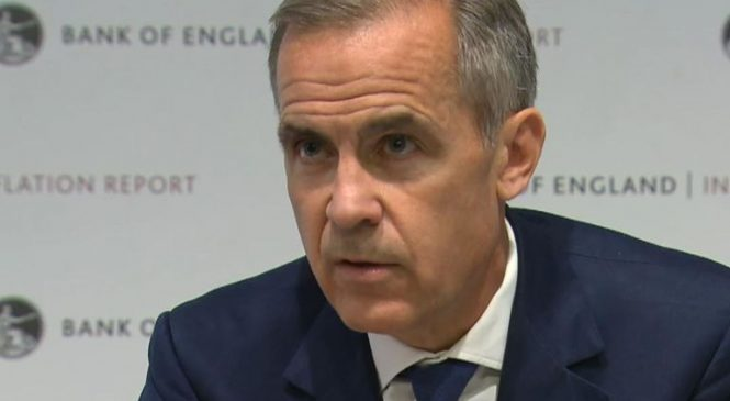 Bank of England weighs into election with Brexit deal forecast