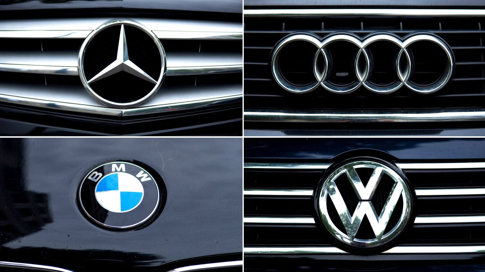 BMW, Daimler and Volkswagen fined €100m after forming cartel to buy steel