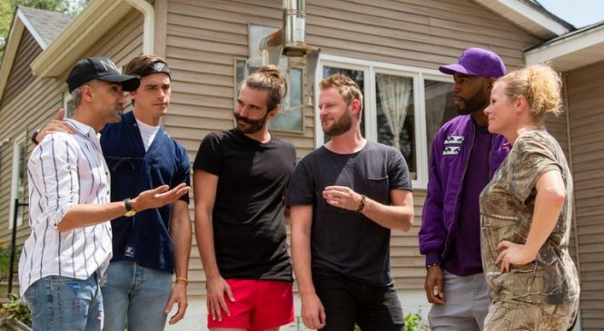 Queer Eye host: 'We're ready to bring show to the UK'