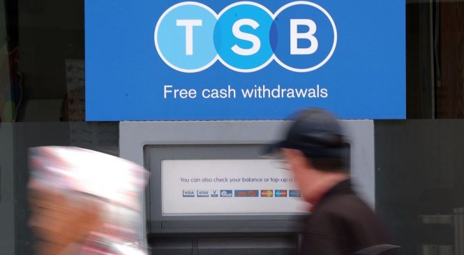TSB resolves payments glitch days after critical IT crisis report