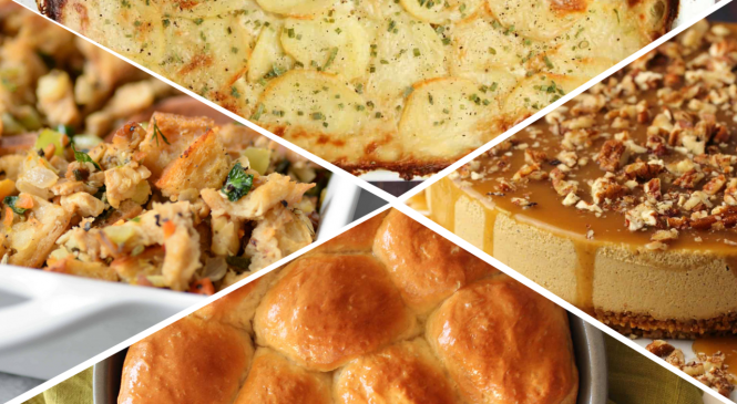 7 Vegan Thanksgiving Recipes That Will Make You Completely Forget About Turkey