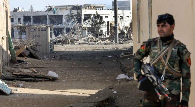 1 dead, dozens injured in attack on Bagram Airfield
