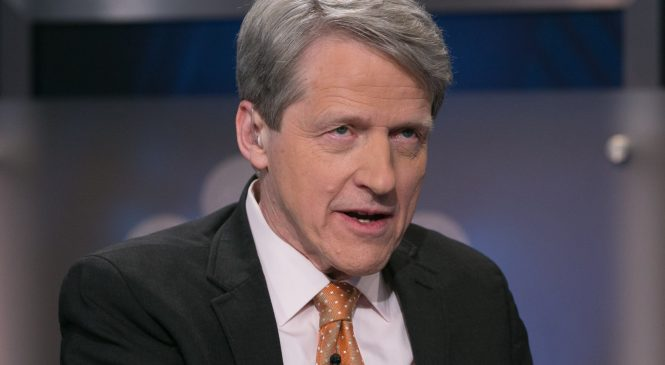 Robert Shiller: A Trump effect could drive the record market rally through 2020