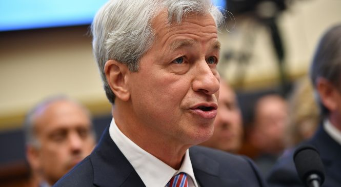 Jamie Dimon says he's 'disgusted by racism' and progress is needed at JP Morgan after report