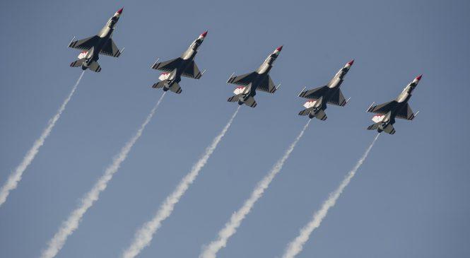 Defense stocks could soar again in 2020 after massive defense spending jump