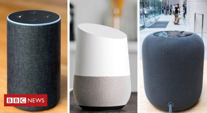 Apple, Google and Amazon decide to 'play nice' over smart home tech