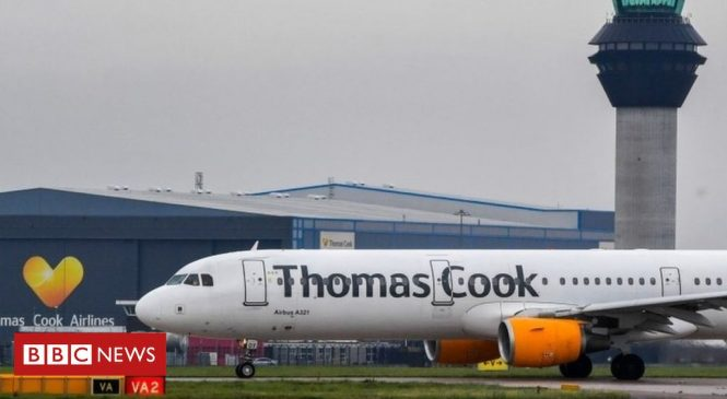 Thomas Cook customers get apology for refund delay