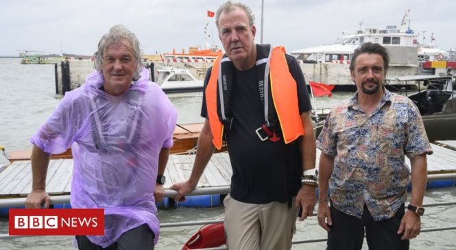 The Grand Tour: Jeremy Clarkson show confronts climate change