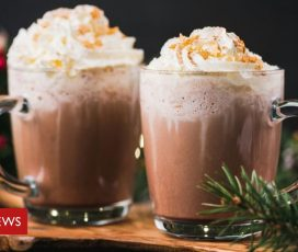 'Sugar overload' warning for festive hot drinks