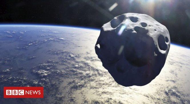 US meteorite adds to origins mystery