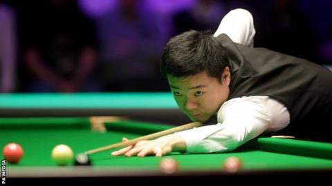 UK Championship: Ding Junhui beats Stephen Maguire to win title