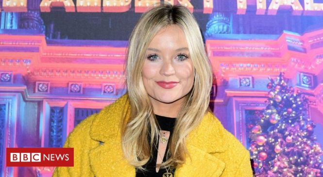 Laura Whitmore replaces Caroline Flack as Love Island host