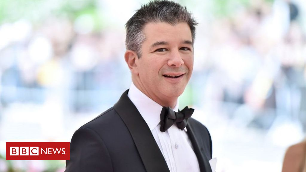 Uber co-founder Travis Kalanick steps down from board