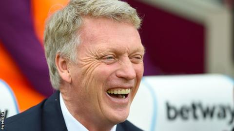 David Moyes: West Ham appoint former boss for second spell