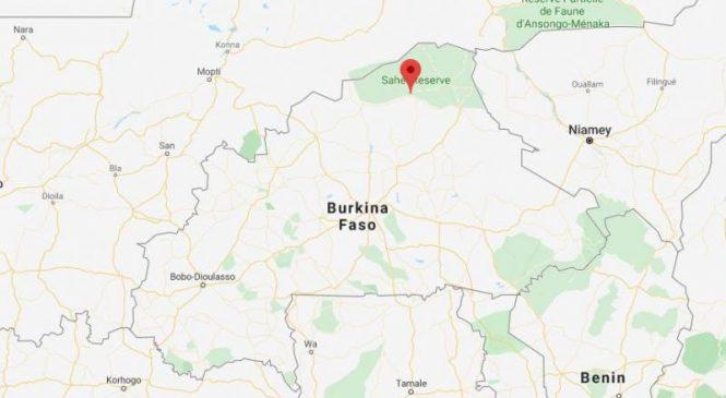 35 civilians killed in Burkina Faso terrorist attack