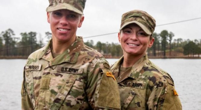 First female enlisted National Guard members graduate from Ranger School