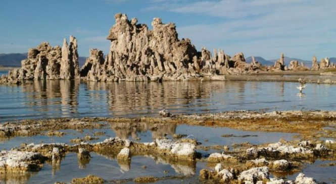 Life may have first emerged in phosphorous-rich lakes