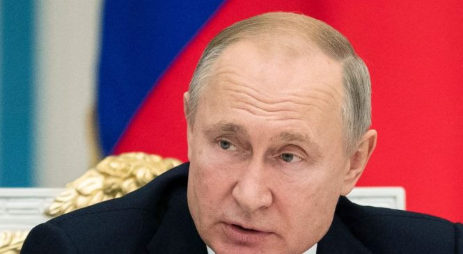 Putin acknowledges threats posed by climate change