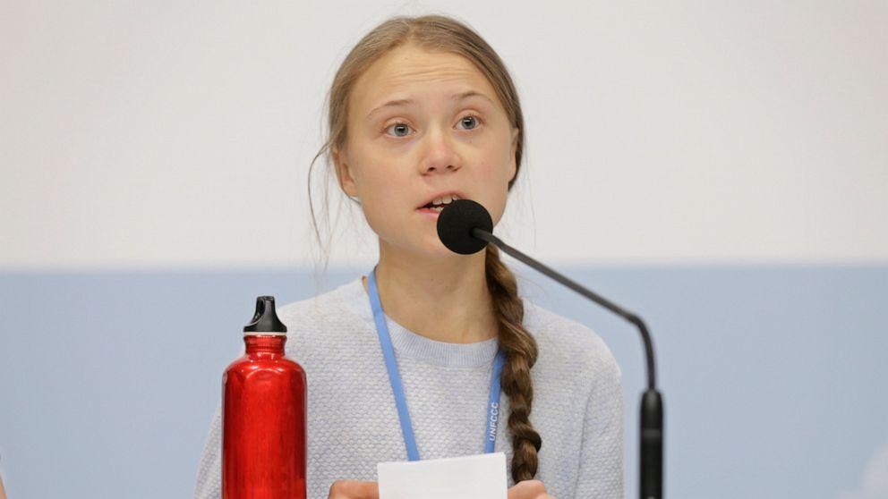 Greta Thunberg, German railway company in tweetstorm