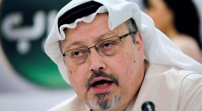 Saudi sentences 5 to death for Jamal Khashoggi's killing