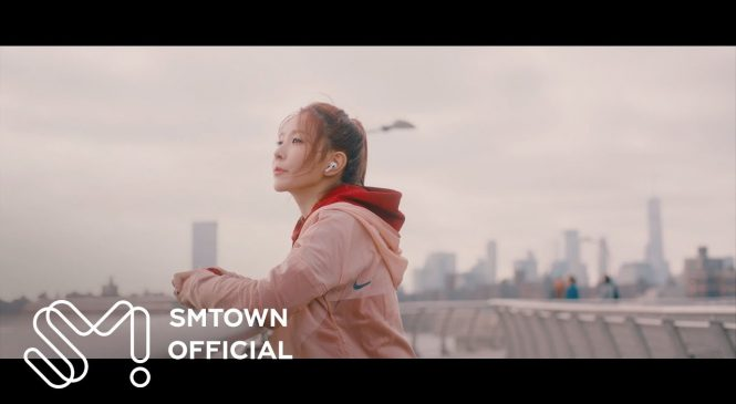 Look: BoA teases 'Starry Night' video featuring Crush