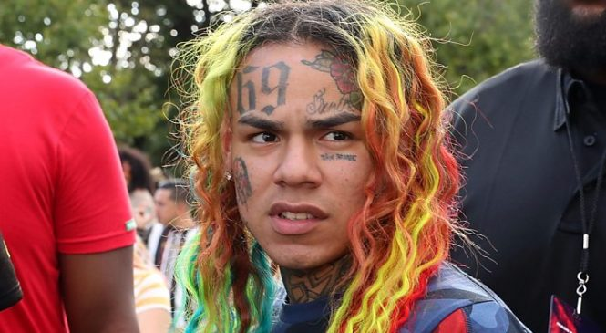 Tekashi 6ix9ine: Rapper sentenced to two years in prison
