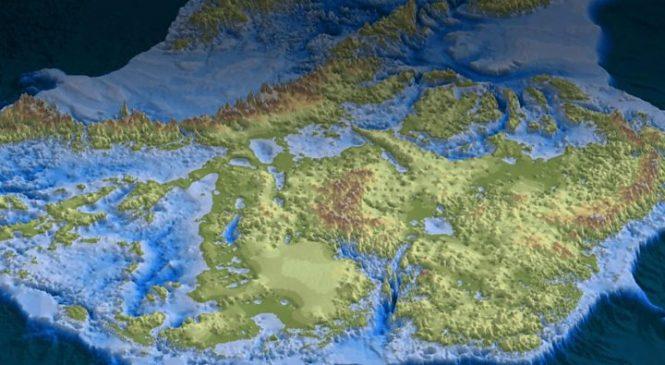 Denman Glacier: Deepest point on land found in Antarctica